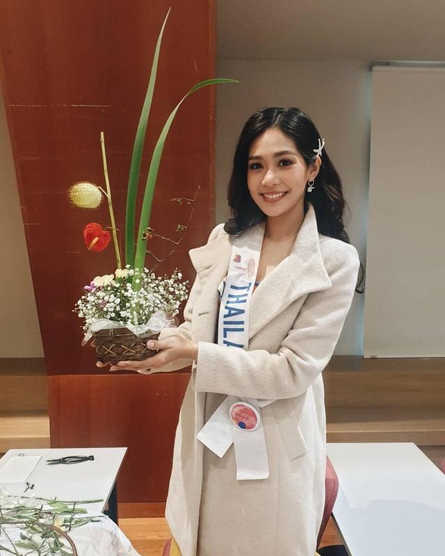 Tân Hoa hậu Quốc tế 2019: Biết là xinh đẹp nhưng nhan sắc ít phấn son mới gây bất ngờ, style cũng chất chẳng kém ai - Ảnh 5.