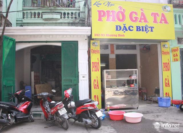 Người mua, kẻ bán tấp nập trở lại trên con ngõ nhỏ cạnh Nhà máy Rạng Đông - Ảnh 7.