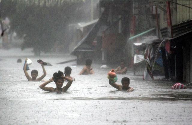 Song bão xuất hiện ở châu Á: Phong Thần mạnh dần lên, hủy diệt tương tự năm 2008? - Ảnh 4.