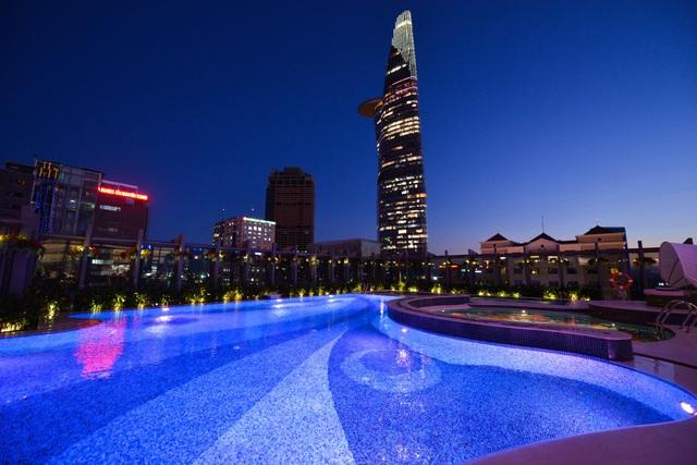 Bên trong khách sạn 6 sao Bảo Thy tổ chức đám cưới: Nơi dành cho giới quyền lực và siêu giàu - Ảnh 8.