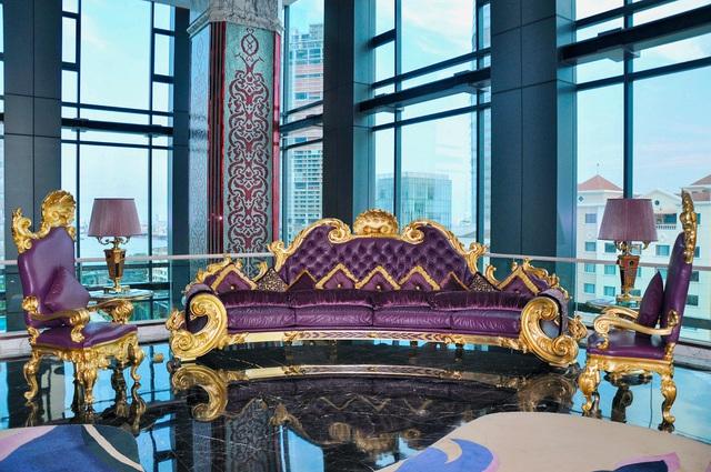 Bên trong khách sạn 6 sao Bảo Thy tổ chức đám cưới: Nơi dành cho giới quyền lực và siêu giàu - Ảnh 9.