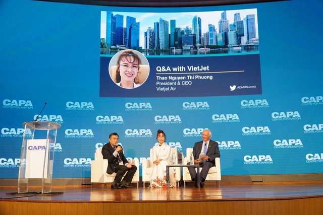 CAPA bầu chọn Vietjet là hãng hàng không chi phí thấp dẫn đầu tại Châu Á Thái Bình Dương năm 2019 - Ảnh 1.
