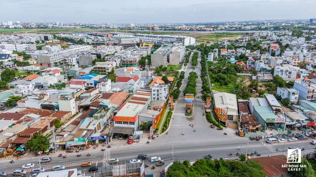 Toàn cảnh hạ tầng giao thông đồ sộ ở 4 cửa ngõ khu Đông Sài Gòn, nơi thị trường BĐS phát triển như vũ bão - Ảnh 6.  Toàn cảnh hạ tầng giao thông đồ sộ ở 4 cửa ngõ khu Đông Sài Gòn, nơi thị trường BĐS phát triển như vũ bão dji0558 15736977057621205013735