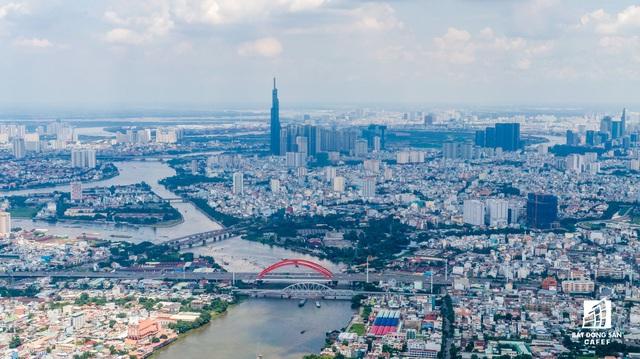 Thành phố trong thành phố tại khu Đông của TPHCM đang được phác thảo như thế nào? - Ảnh 1.