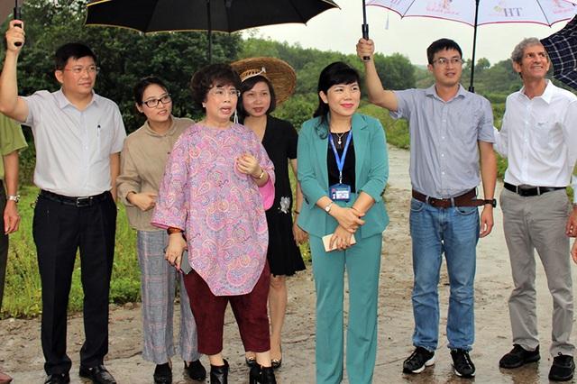 Nữ đại gia Thái Hương bất ngờ lấn sân sang BĐS nghỉ dưỡng bằng loạt dự án lớn - Ảnh 1.
