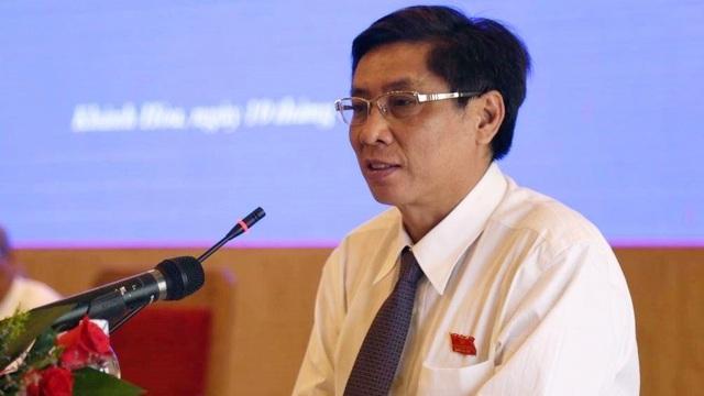 Lãnh đạo tỉnh Khánh Hòa vừa bị Ban Bí thư quyết định kỷ luật là những ai?  - Ảnh 1.