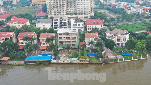 Cận cảnh biệt thự, chung cư cao cấp Thảo Điền bức tử sông Sài Gòn - Ảnh 2.  Cận cảnh biệt thự, chung cư cao cấp Thảo Điền bức tử sông Sài Gòn photo 1 15737207692481852399077