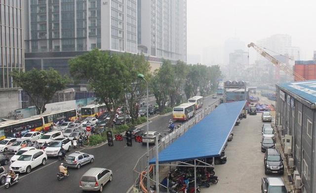 Cận cảnh các công trình thi công rùa gây ô nhiễm bụi - Ảnh 7.
