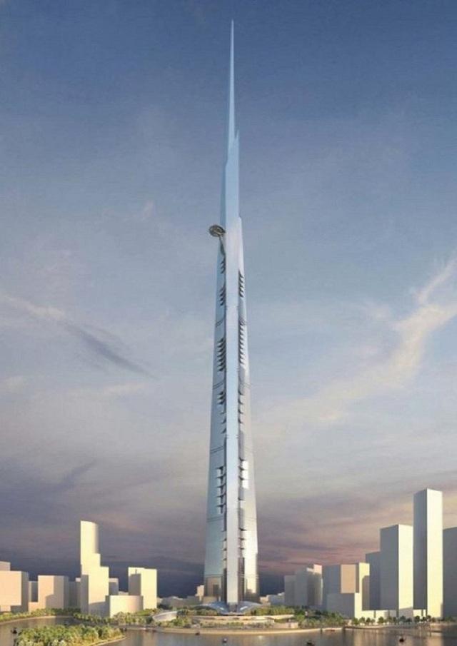 Bật mí về tòa nhà cao nhất thế giới sắp hoàn thành - Ảnh 1.
