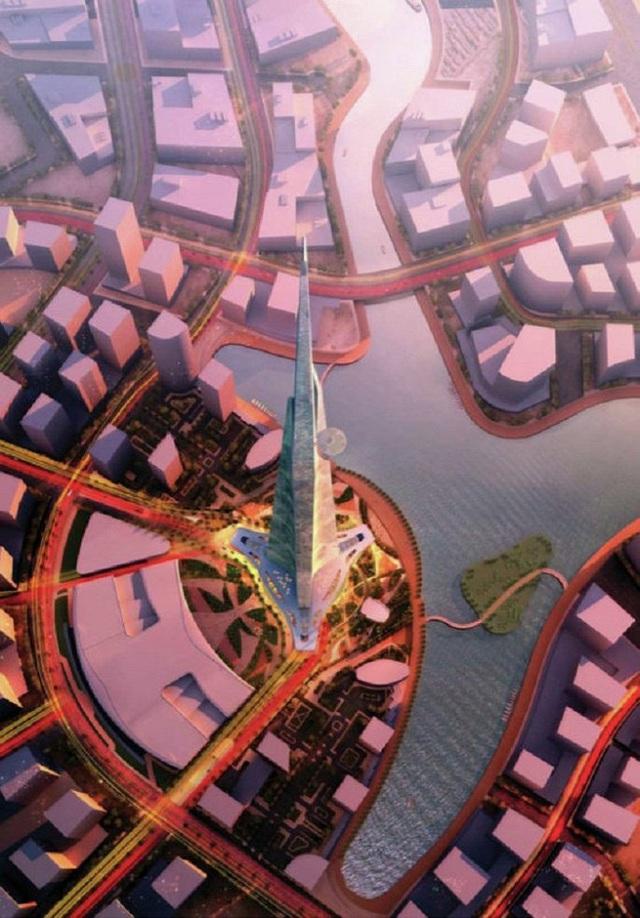 Bật mí về tòa nhà cao nhất thế giới sắp hoàn thành - Ảnh 2.