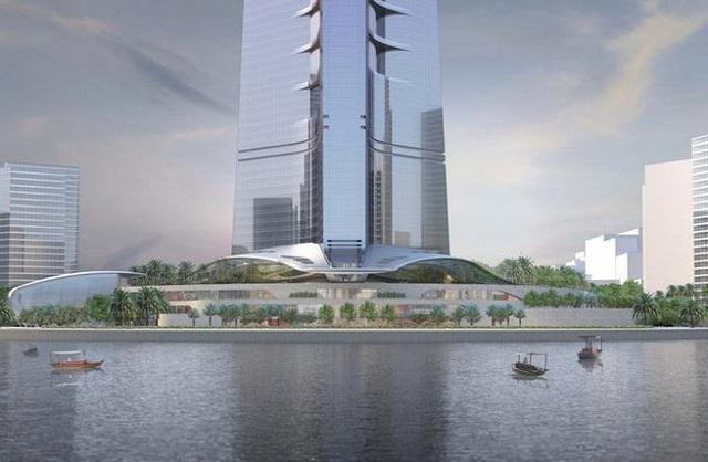 Bật mí về tòa nhà cao nhất thế giới sắp hoàn thành - Ảnh 6.