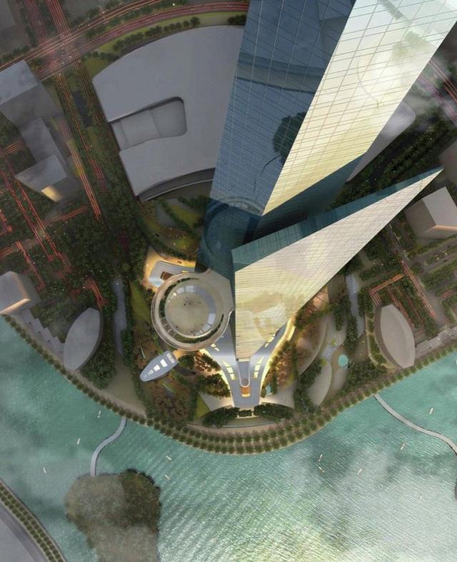 Bật mí về tòa nhà cao nhất thế giới sắp hoàn thành - Ảnh 9.