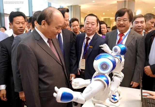 Thủ tướng chủ trì Diễn đàn quốc gia Nâng tầm kỹ năng lao động Việt Nam - Ảnh 2.