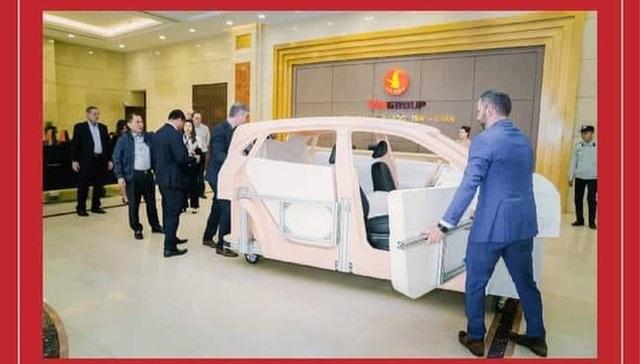Chủ tịch Phạm Nhật Vượng đích thân thử 2 mẫu xe mới của VinFast cạnh tranh Hyundai Kona và Honda CR-V - Ảnh 3.
