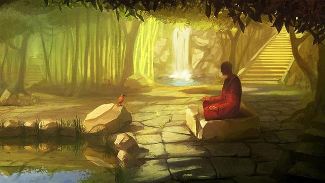 Bị hàm oan làm thiếu nữ nhà lành có thai, vị Thiền sư trả lời đúng 2 chữ và bài học quý giá trước miệng lưỡi thế gian - Ảnh 3.