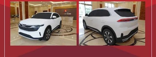 Chủ tịch Phạm Nhật Vượng đích thân thử 2 mẫu xe mới của VinFast cạnh tranh Hyundai Kona và Honda CR-V - Ảnh 4.