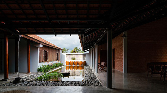 Ngôi nhà truyền thống Nam Bộ đẹp mê mẩn trên báo Tây - Ảnh 4.