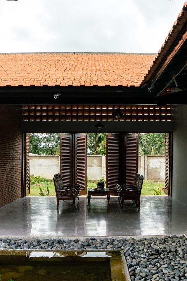 Ngôi nhà truyền thống Nam Bộ đẹp mê mẩn trên báo Tây - Ảnh 6.
