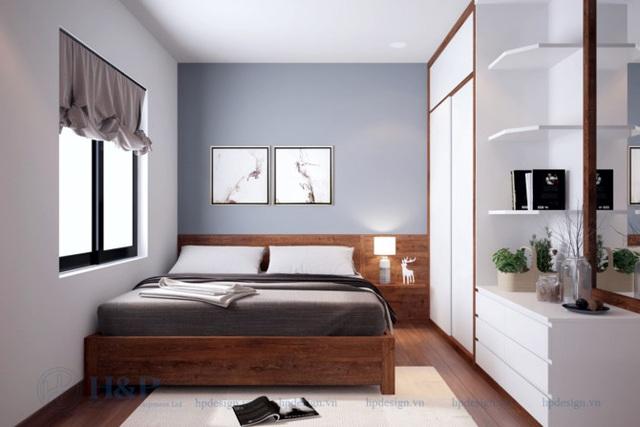 Đầu tư 187 triệu cho nội thất căn hộ 86m2 đơn giản, đẹp và hiện đại - Ảnh 4.