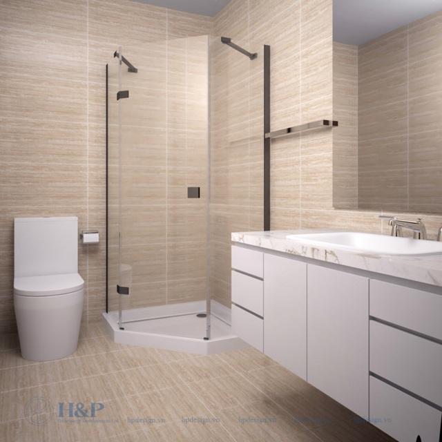 Đầu tư 187 triệu cho nội thất căn hộ 86m2 đơn giản, đẹp và hiện đại - Ảnh 9.