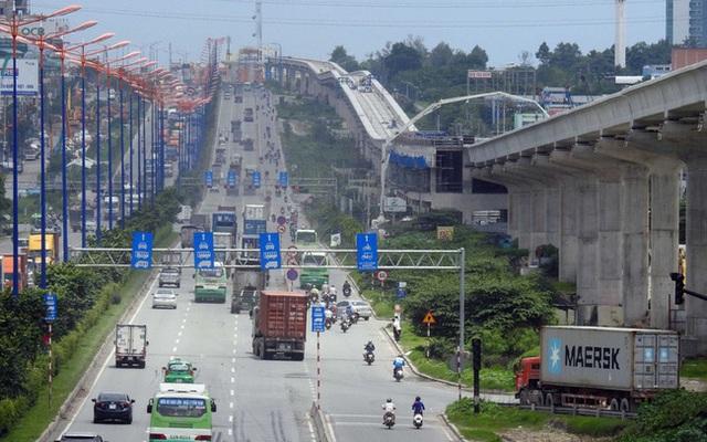 Lùi tiến độ hoàn thành tuyến metro số 1 Bến Thành - Suối Tiên thêm 2 năm - Ảnh 1.