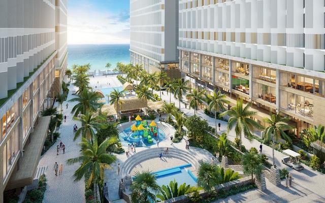 Apec Group đặt mục tiêu lớn đưa 16.000 căn hộ khách sạn vào khai thác trong năm 2022 - Ảnh 1.
