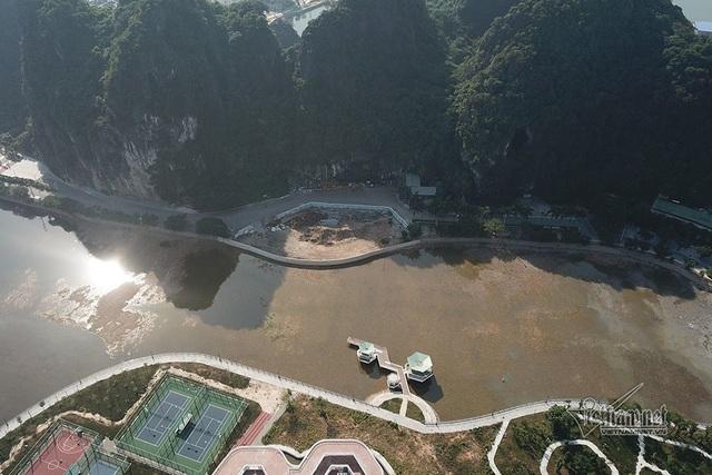 Quảng Ninh cho phép lấn hồ điều hoà xây khách sạn - Ảnh 2.