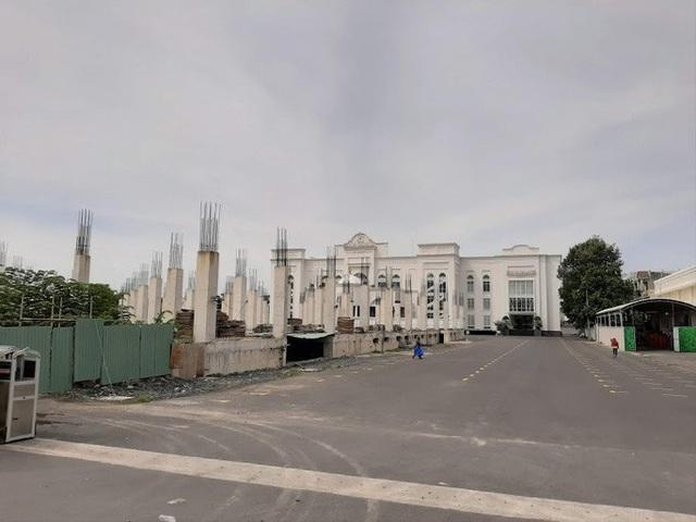 Sở Xây dựng Đồng Nai báo cáo gì về công trình trái phép khủng ở Biên Hòa? - Ảnh 1.