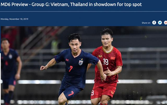 FIFA chọn Việt Nam vs Thái Lan là trận cầu tâm điểm thế giới - Ảnh 2.