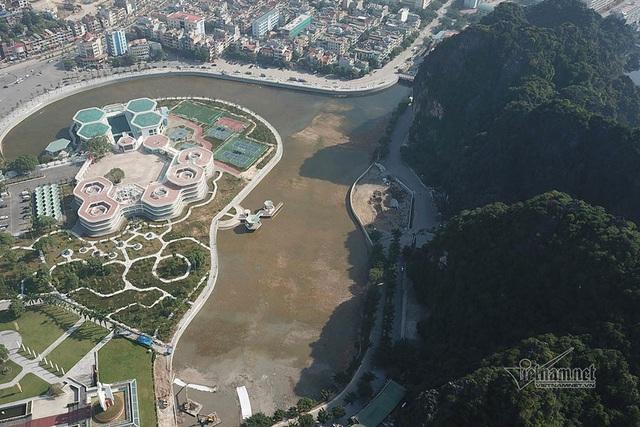 Quảng Ninh cho phép lấn hồ điều hoà xây khách sạn - Ảnh 3.