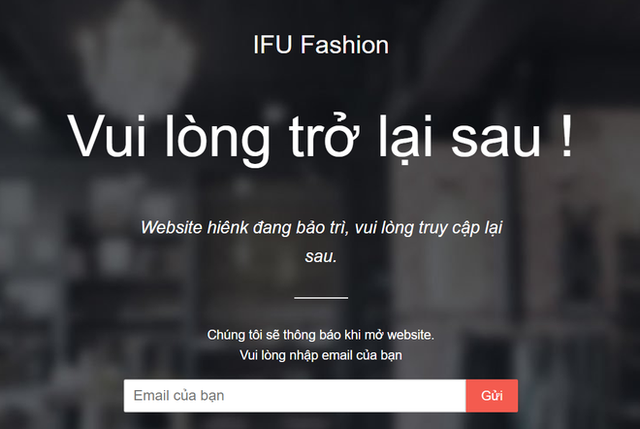 IFU đóng loạt cửa hàng giữa tâm bão âm thầm tráo nhãn mác quần áo - Ảnh 8.
