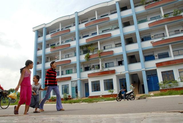 Cả nước mới thực hiện được khoảng 33% kế hoạch phát triển nhà ở xã hội - Ảnh 1.