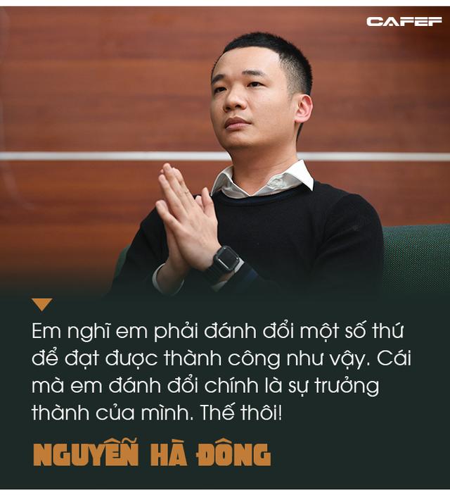 Nguyễn Hà Đông nói thật về việc gỡ Flappy Bird: Tất cả mọi áp lực em đều không chịu được, tốt nhất là... gỡ - Ảnh 3.