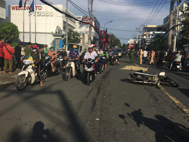 Phó viện trưởng VKSND quận 9 tử vong vì tai nạn giao thông - Ảnh 2.