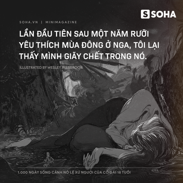 1.000 ngày sống cảnh nô lệ xứ người của cô gái 18 tuổi: Về đây đói khổ có ba, ba xin tiền anh Hai cho con về Việt Nam - Ảnh 5.