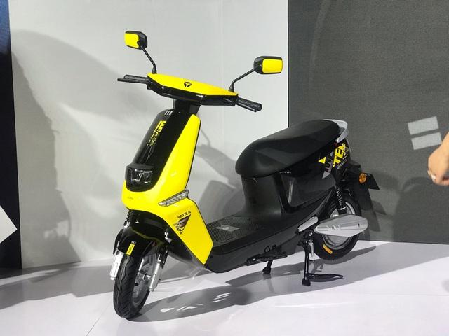 Xe máy điện YADEA G5 chính thức ra mắt tại Việt Nam, giá cao nhất gần 40 triệu đồng, cạnh tranh cùng VinFast Klara - Ảnh 2.