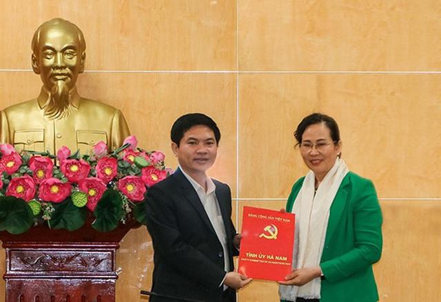 Ban Bí thư Trung ương Đảng chuẩn y nhân sự 2 địa phương - Ảnh 1.