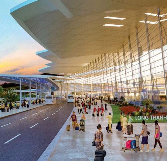 Giao tư nhân đầu tư sân bay Long Thành tiềm ẩn rủi ro lớn - Ảnh 1.