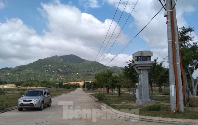 Khu dân cư hơn 33ha xây dựng không phép ở Khánh Hòa - Ảnh 1.