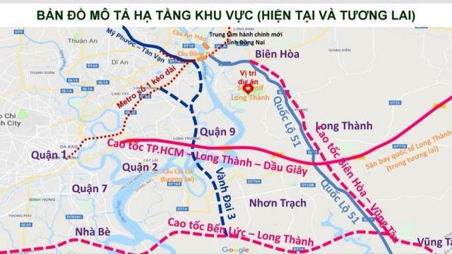 Bà Rịa - Vũng Tàu thúc tiến độ dự án tuyến cao tốc Biên Hoà - Vũng Tàu gần 15.000 tỷ đồng  - Ảnh 1.