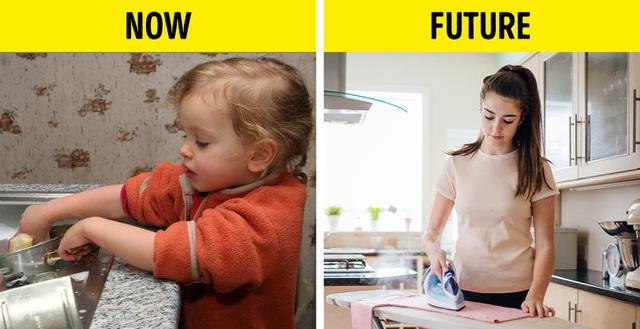Đừng nghĩ bao bọc con quá là tốt cho con, cha mẹ thông minh cần biết điều này để con có một tương lai tốt hơn - Ảnh 3.