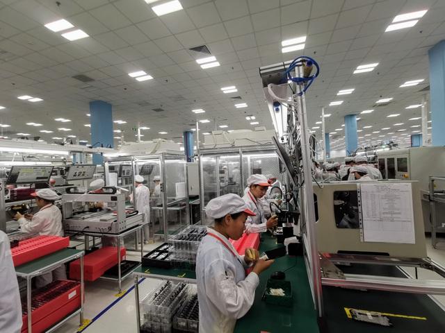 Khám phá tổ hợp nhà máy Vsmart mới tại Hòa Lạc được kỳ vọng đưa Vingroup thành cái tên đáng gờm trong ngành sản xuất smartphone - Ảnh 21.