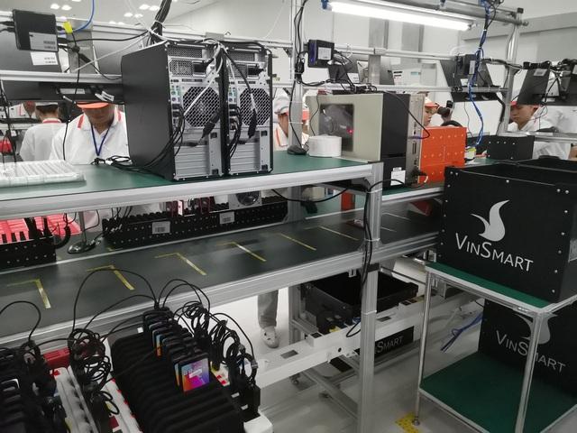 Khám phá tổ hợp nhà máy Vsmart mới tại Hòa Lạc được kỳ vọng đưa Vingroup thành cái tên đáng gờm trong ngành sản xuất smartphone - Ảnh 20.