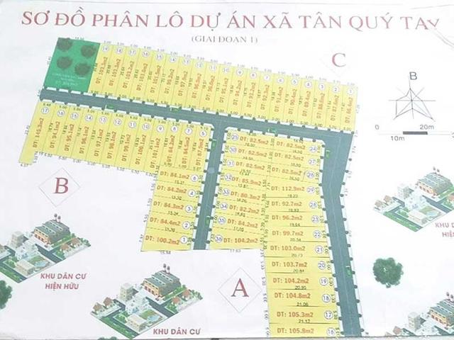 Vạch trần chiêu lừa mua đất 'ma' của Hoàng Kim Land - Ảnh 1.