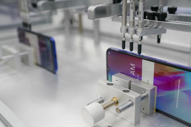 Khám phá tổ hợp nhà máy Vsmart mới tại Hòa Lạc được kỳ vọng đưa Vingroup thành cái tên đáng gờm trong ngành sản xuất smartphone - Ảnh 12.