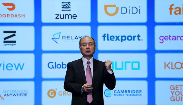 """Các startup châu Á """"ngủ đông"""" sau khi SoftBank thua lỗ? - Ảnh 1."""