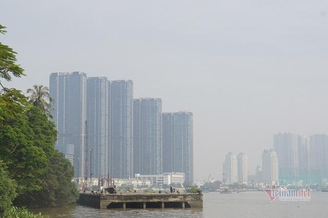 TP.HCM mỗi năm có hơn 150 ngày ô nhiễm quá sức - Ảnh 1.
