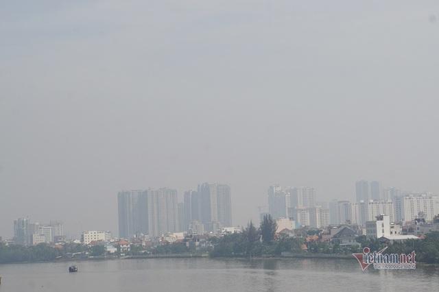 TP.HCM mỗi năm có hơn 150 ngày ô nhiễm quá sức - Ảnh 2.