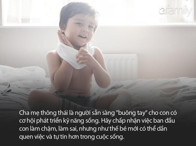 Để tạo nên một đứa trẻ có tính cách tự lập, đây là 4 phương pháp cha mẹ dễ dàng áp dụng - Ảnh 2.
