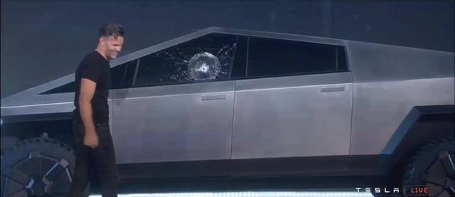 Tesla ra mắt Cybertruck: tăng tốc nhanh hơn cả siêu xe thể thao, vỏ chống đạn, có thể chạy 800 km mới cần sạc pin, giá khởi điểm 39.900 USD  - Ảnh 3.